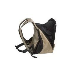 Rucksack oder Bauchsack...
