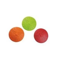 Frisbee aus Gummi 18 cm