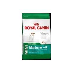 Royal Canin Mini Mature + 8...