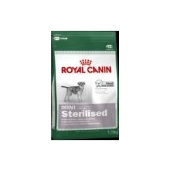 Royal Canin Mini Sterilised...