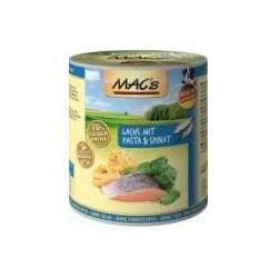 Mac' Dog Lachs mit Pasta &...