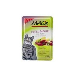 Mac' Cat Pouch Pack Ente &...