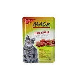 Mac' Cat Pouch Pack Kalb &...