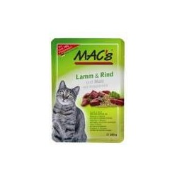 Mac' Cat Pouch Pack Lamm &...