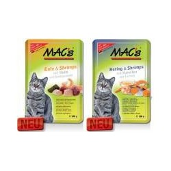 Mac's cat Pouch Pack Hering...