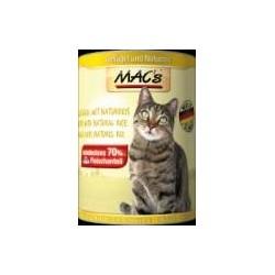 Mac' Cat Geflügel mit...