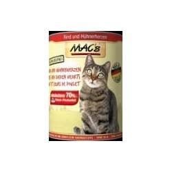 MAC' Rind und Hühnerherz 200 g