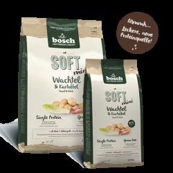 Bosch SOFT MINI Wachtel &...