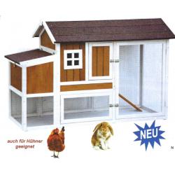 Hasenstall aus Holz Hühnerhaus