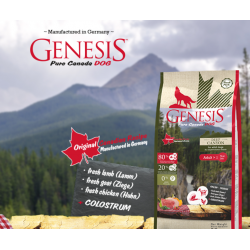 Genesis Pure Canada Deep...