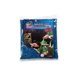 Aquarienkies dunkelblau 1kg...