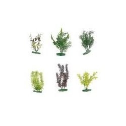 Plastikpflanzen mittelgroß...