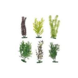 Plastikpflanzen, groß für...